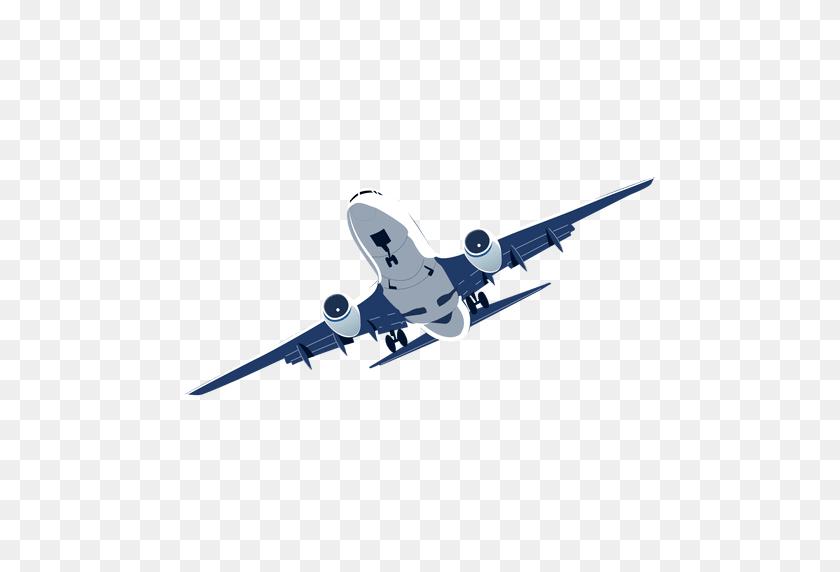 Airplane Banking - Airplane PNG