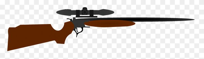 Ak Gun Vector Clipart Image Free Stock Photo - Machine Gun Clipart