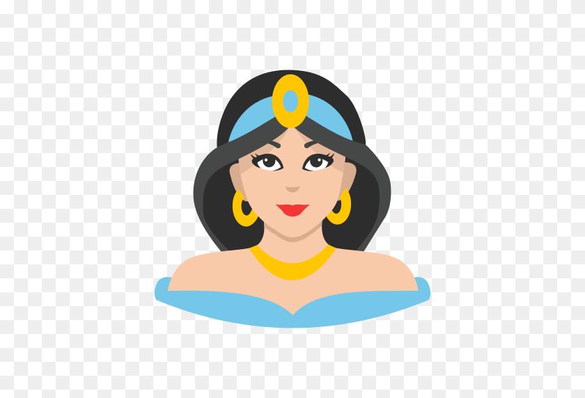 Aladin, Disney Princess, Jasmine, Princess Icon - Disney Princess PNG
