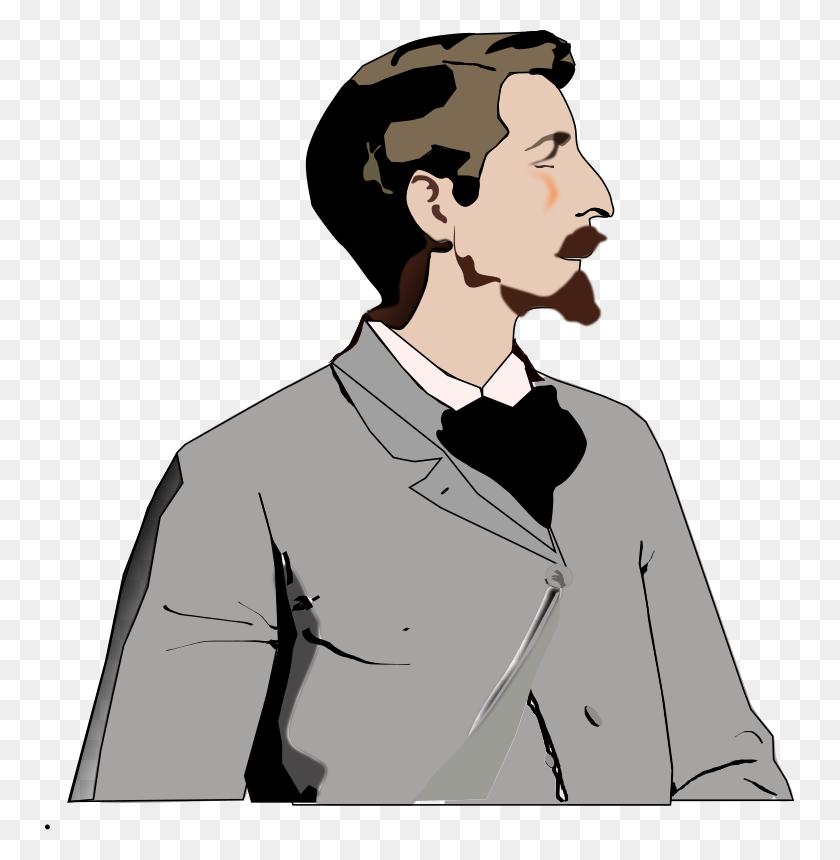 Albert Einstein Cartoon Clip Art Free Vector - Pear Clipart