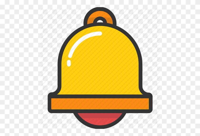 Alert, Bell, Ring, Ringing Bell, School Bell Icon - Bell Ringing Clipart