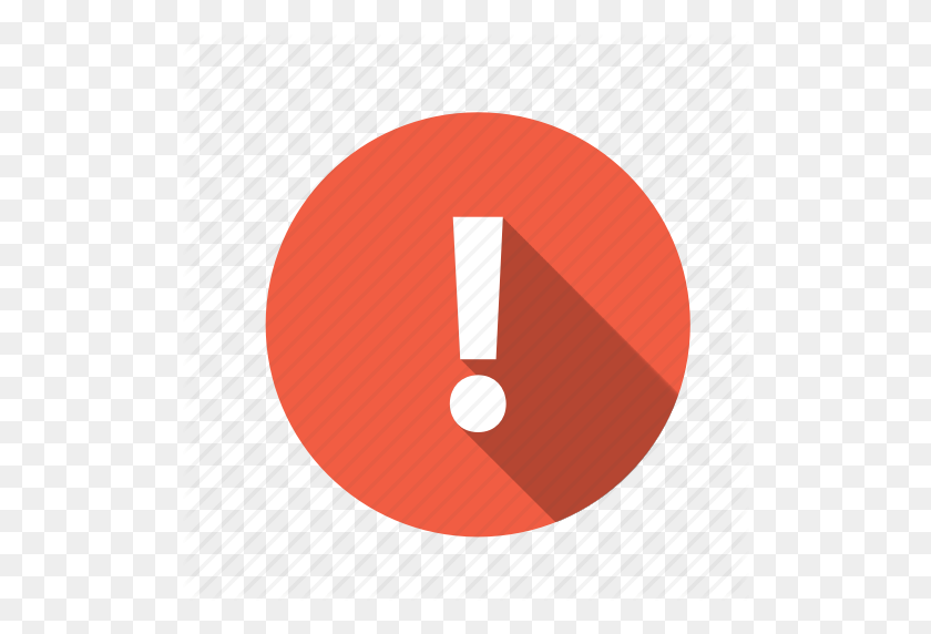 Alert, Exclamation, Exclamation Mark, Mark Icon - Exclamation Mark PNG