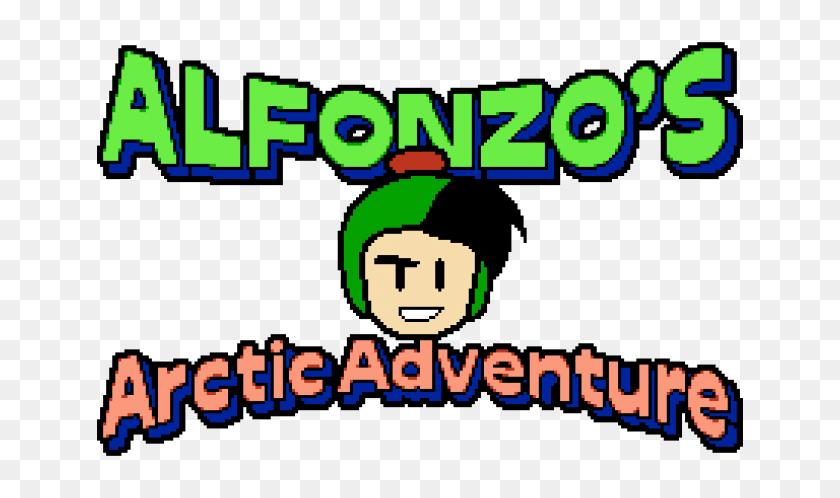 Alfonzo's Arctic Adventure For The Nes Is On Kickstarter Old - Old School Clip Art