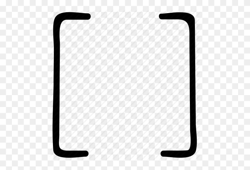 Algebra Math Symbol, Algebra Symbol, Brackets, Calculate - Brackets PNG