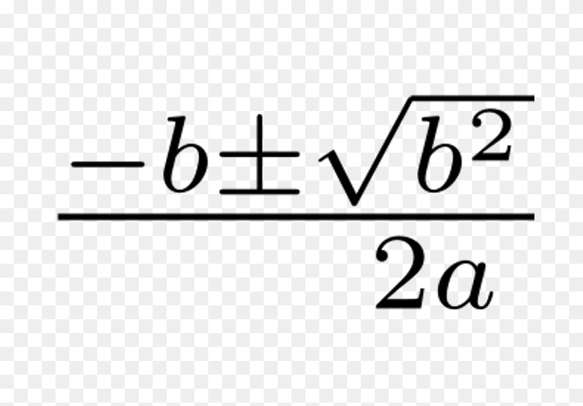 Algebra Solving Quadratic Equations - Math Equations PNG