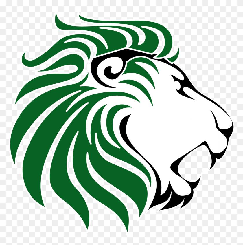 Alhambra Lions - Lion Mascot Clipart