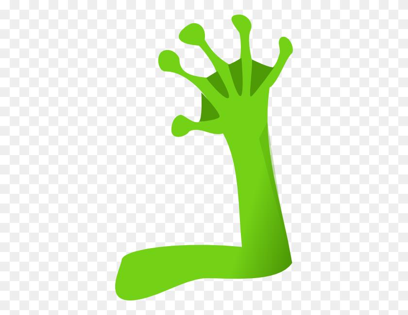 366x590 Alien Arm Cliparts Free Download Clip Art On Hand Clipart - Arm Clipart