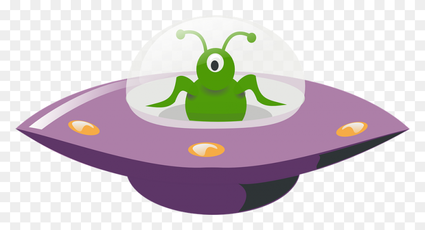 Alien Spaceship Cliparts Free Download Clip Art - Spaceship Clipart