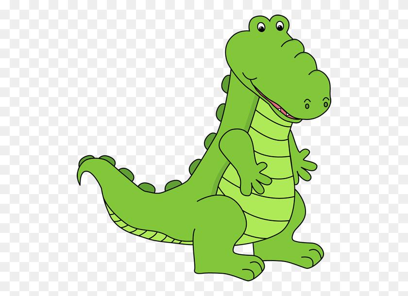 Alligator Cliparts - Baby Alligator Clipart