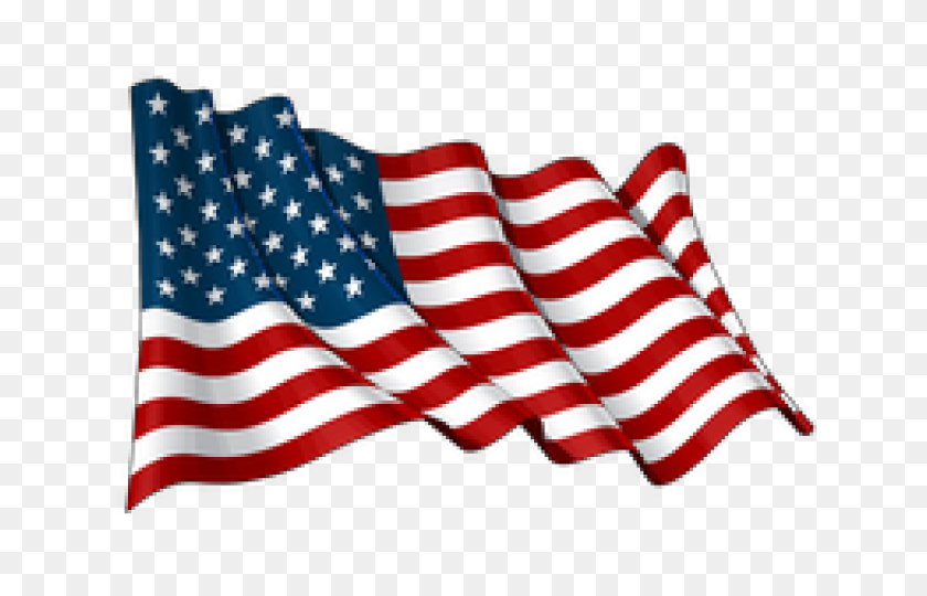 American Flag Clipart Flag Of The United States Clip Art American - American Flag Clip Art Free