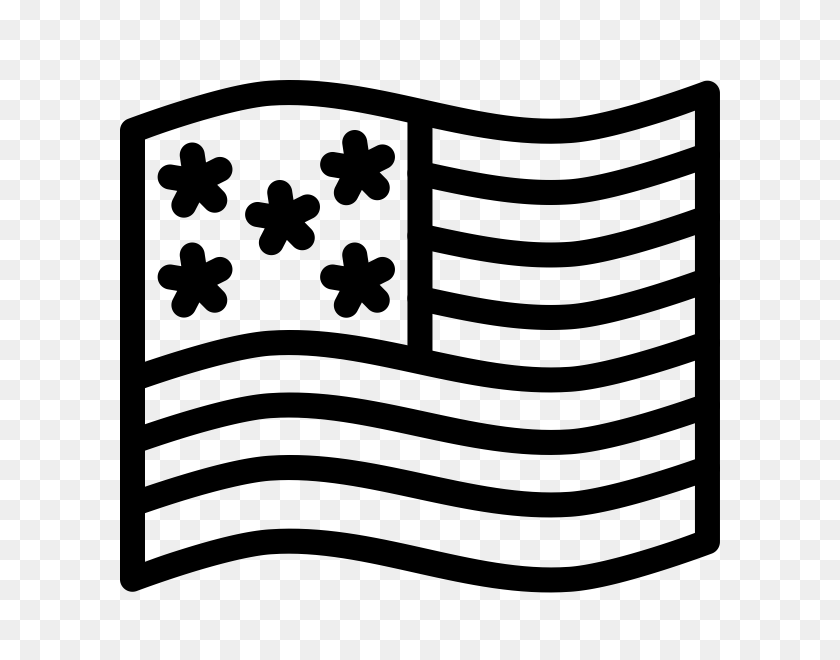 Black And White American Flag Clip Art At Clker Com Vector Clip Art | American  flag wallpaper, Black and white flag, Black american flag