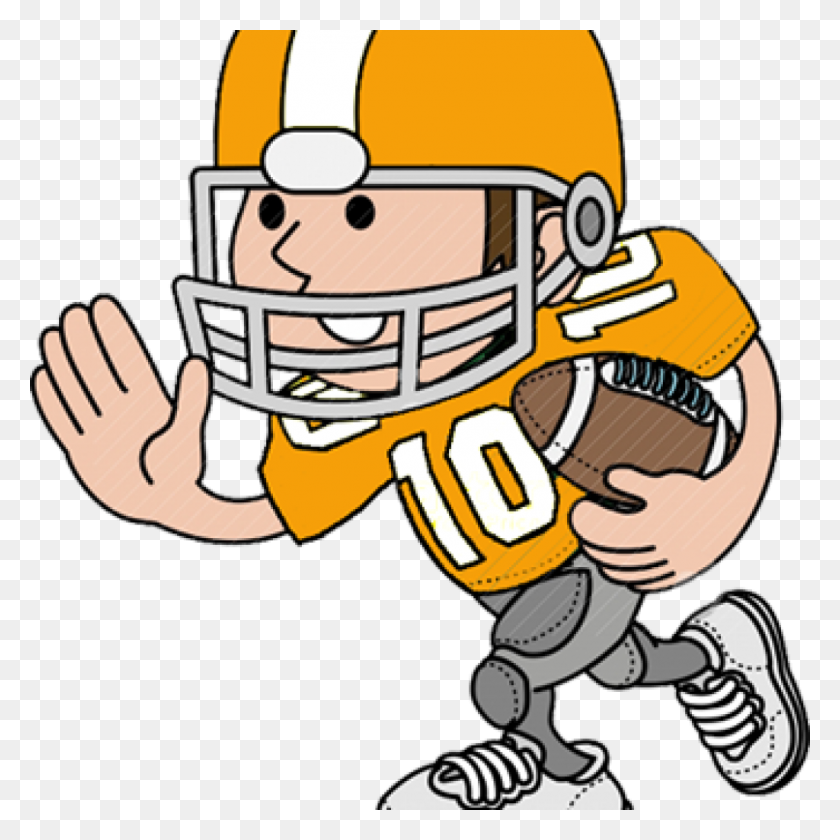 American Football Football Player Clip Art Football Teammates - Football Cartoon Clipart
