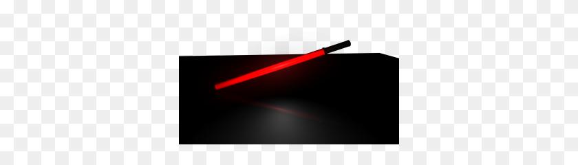 Anakin Skywalker Star Wars Rots Lightsaber Free Model - Red Lightsaber PNG