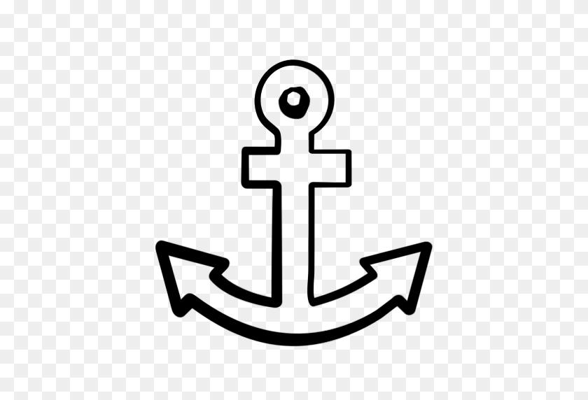 Anchor Clipart Simple Anchor Clip - Simple Cross Clipart