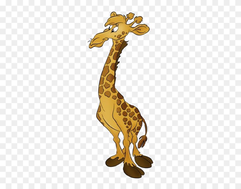 And Baby Giraffe Outline Giraffe Clipart - Giraffe Clipart Outline