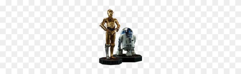 And C Premium Format Statues Star Wars Premium Format - C3po PNG