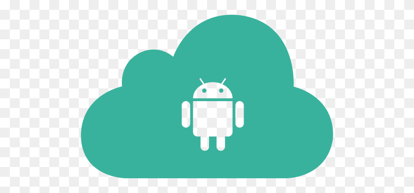 Android, Cloud, Code, Mobile, Server Icon - Android Icon PNG