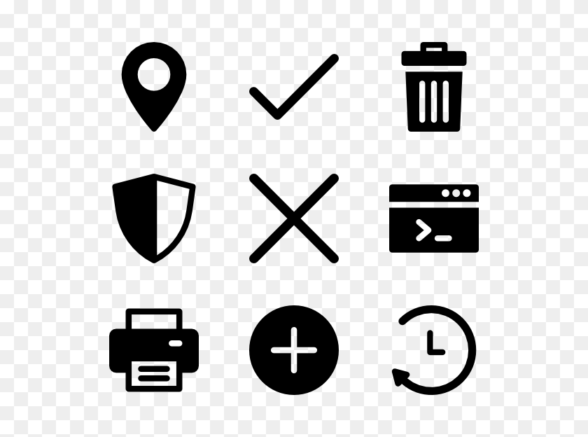 Android Icons - Clipart For Androids