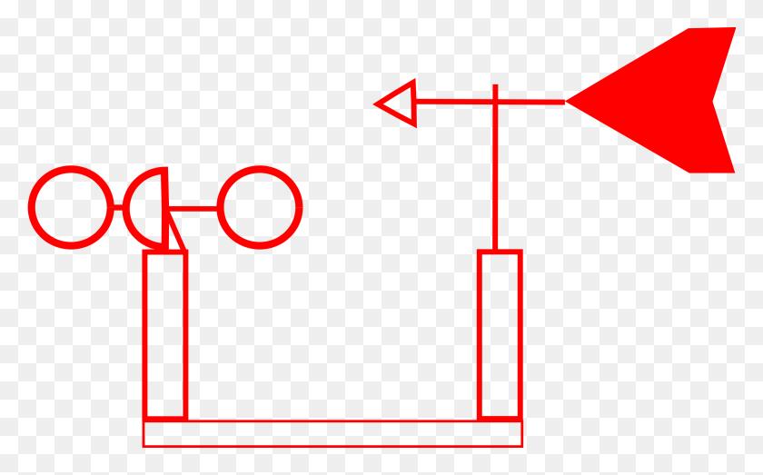 Anemometer Clip Art, Free Clipart Windvane Kubitus - Tachometer Clipart