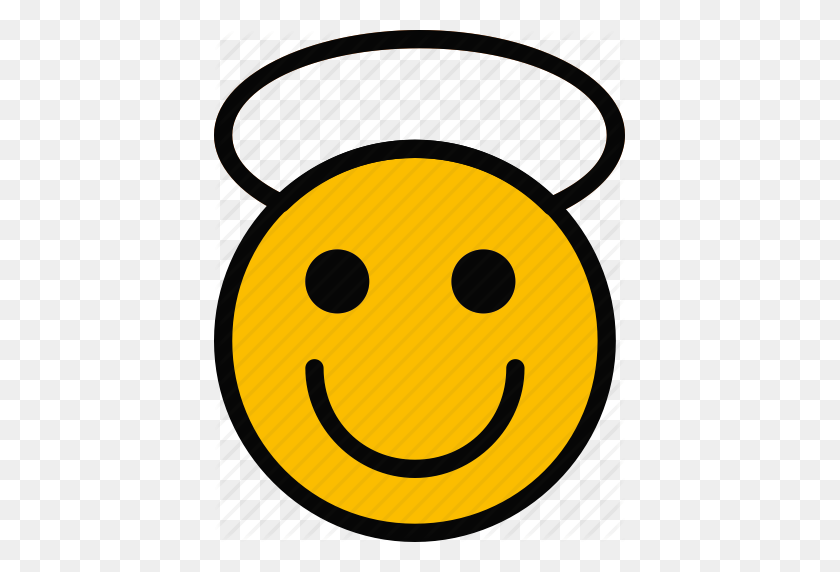 Angel Halo Emoji - Angel Emoji PNG – Stunning free transparent png