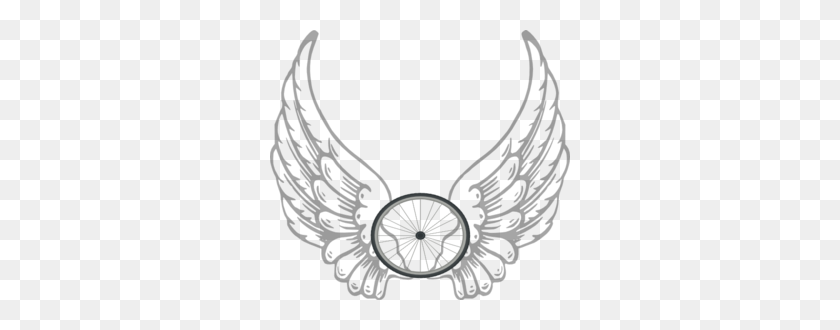 Angel Wing Transparent Clip Art - Angel Wings Clipart Free