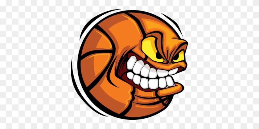 Angry Basketball Png - Angry Mouth PNG