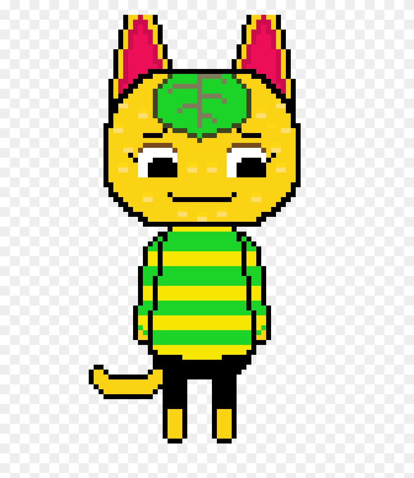Animal Crossing New Leaf Tangy Pixel Art Maker Animal Crossing