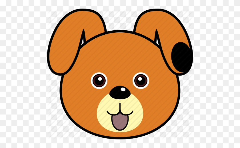 Animal Cute Dog Face Head Pet Puppy Icon Puppy Face Clipart Stunning Free Transparent Png Clipart Images Free Download
