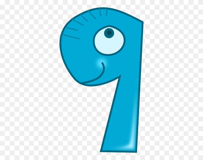 Animal Number Nine Clip Art - Number 2 Clipart