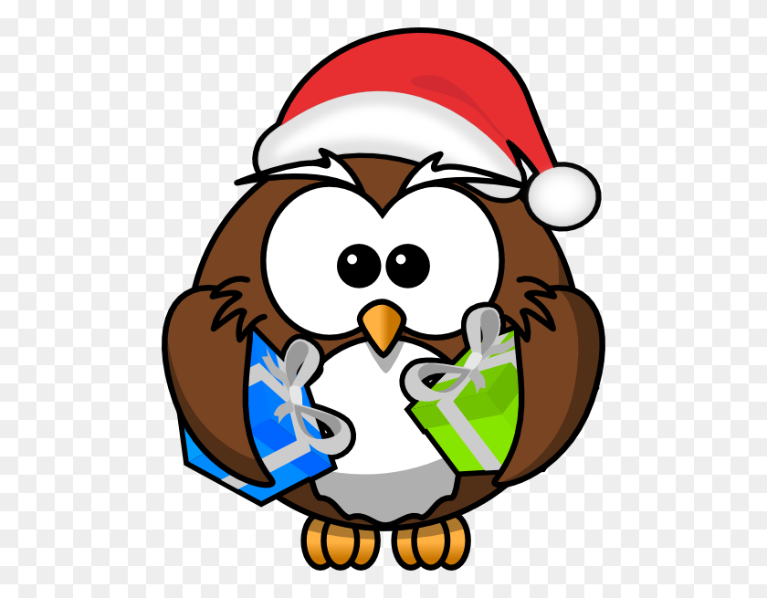 Animals Christmas Clipart, Explore Pictures - Winter Animals Clipart