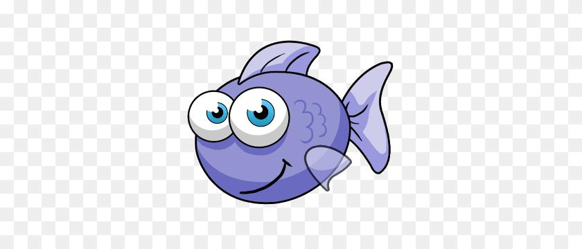Animated Fish Png Png Image - Cartoon Fish PNG