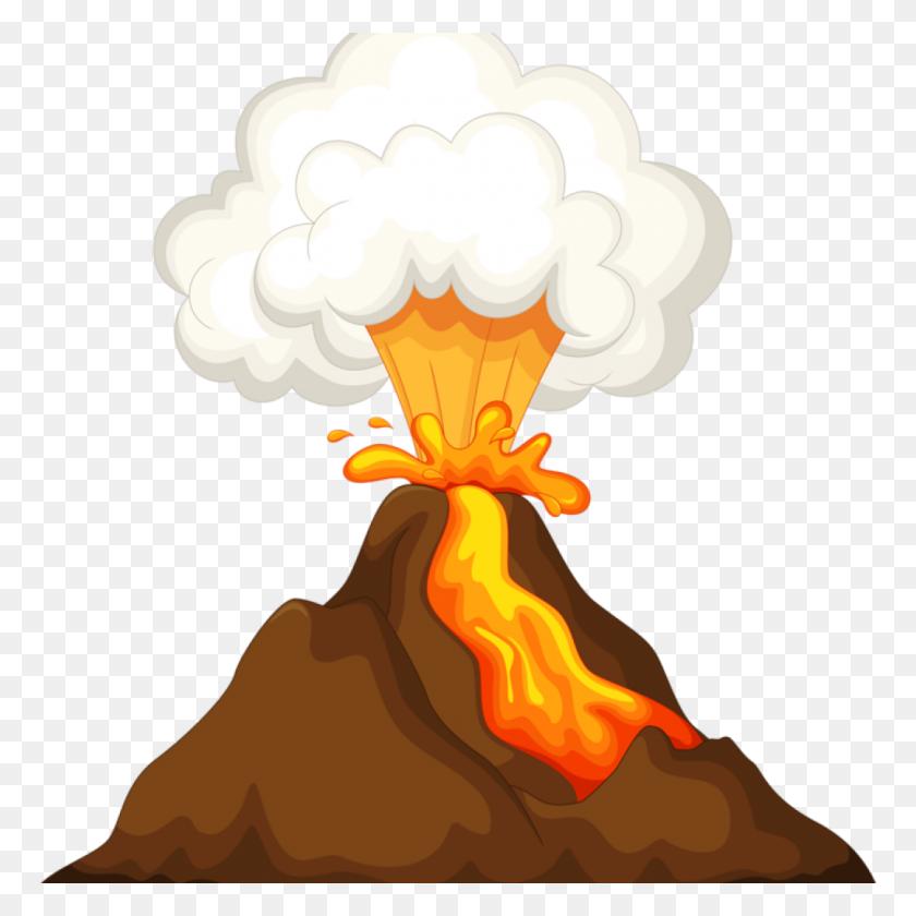 Animated Turkey Clipart Volcano - Animated Turkey Clipart