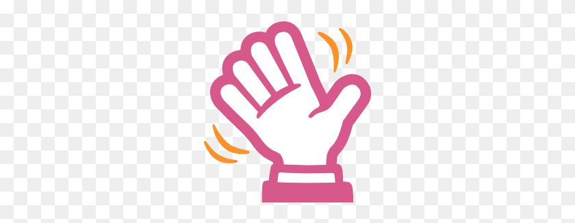 Animated Waving Hand Clipart Free Clipart - Wave Goodbye Clipart