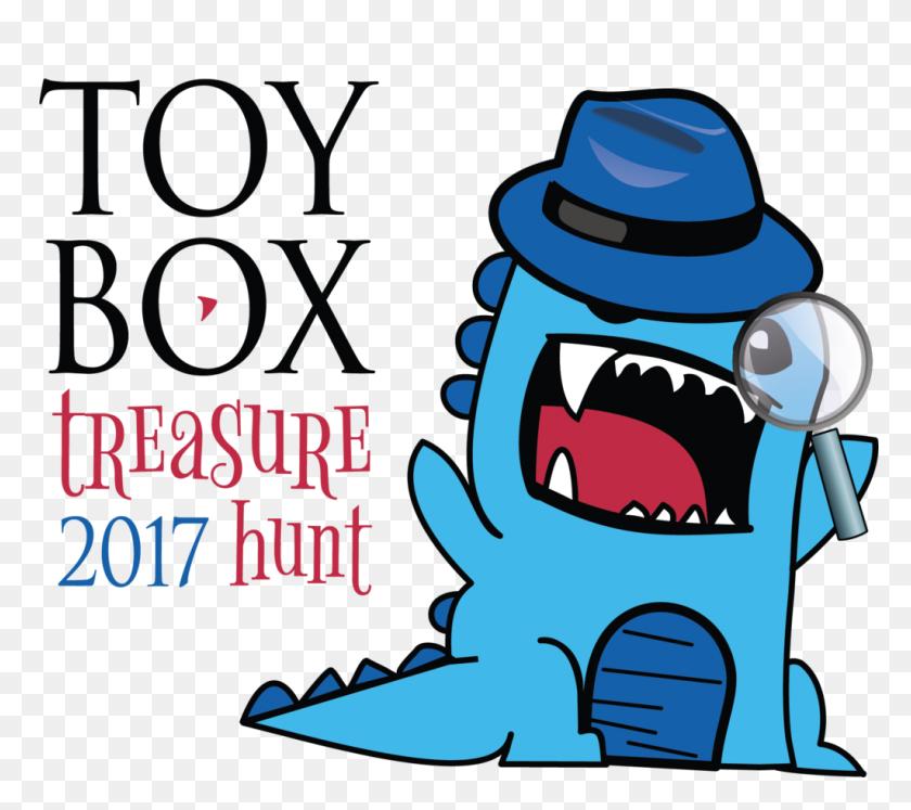 Announcement Toy Box Treasure Hunt! Toy Box Gifts Wonder - Treasure Hunt Clipart