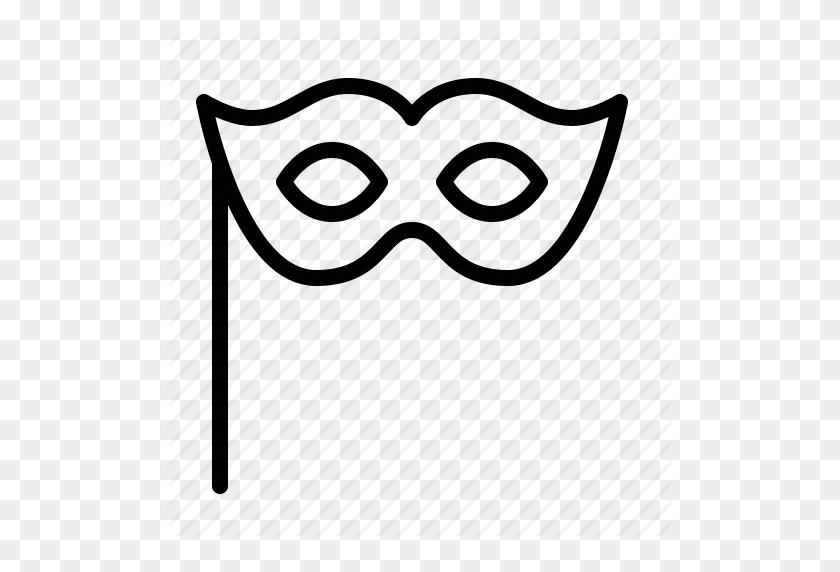 Anonymous, Carnival, Hidden, Ios, Mask, Masquerade, Party Icon - Masquerade Mask Clipart Free