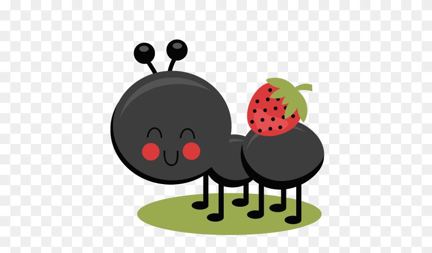 Ant Clipart Cute - Cute Bug Clipart