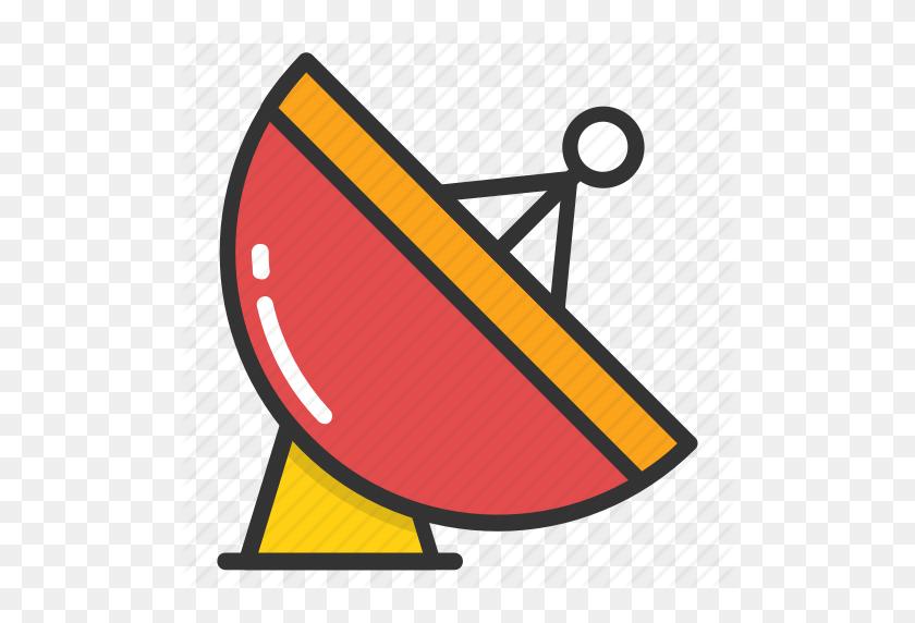 Antenna, Dish Antenna, Parabolic Dish, Radar, Satellite Antenna - Radar Clipart