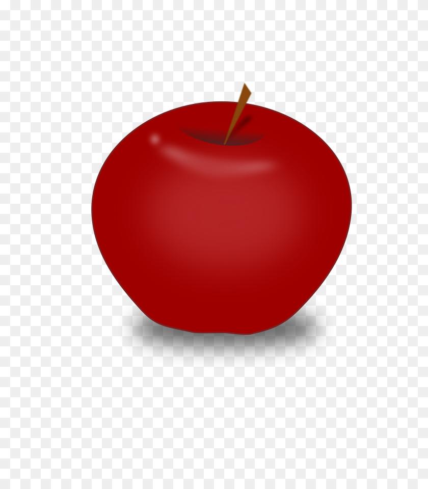 Apple Basket Clipart - Snack Bar Clipart