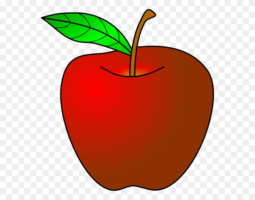 Apple Clip Art - Produce Clipart