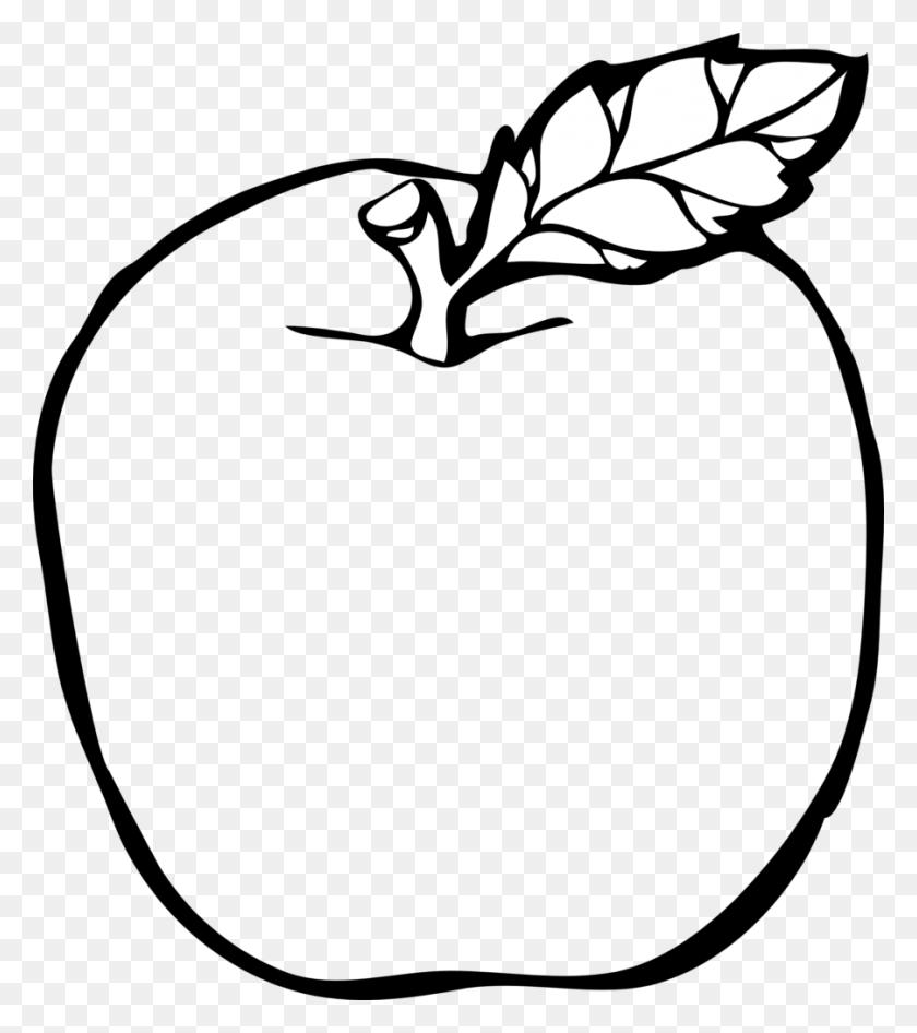 Apple Clipart Outline Clip Art - Apple Slice Clipart