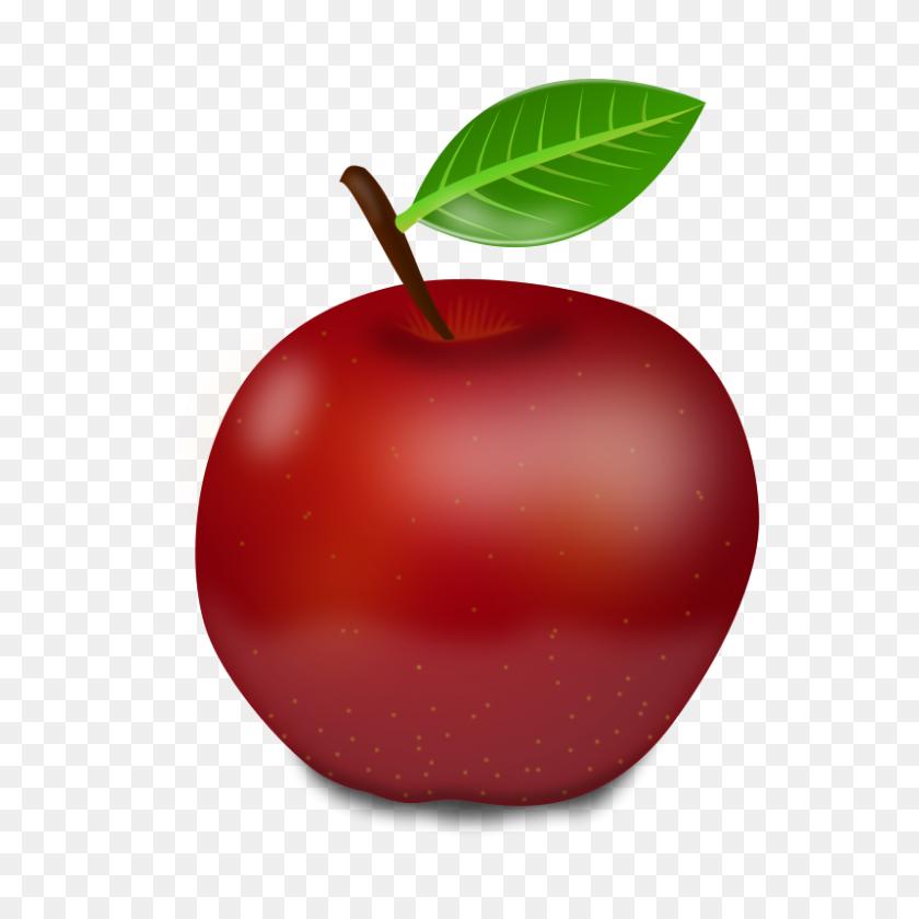 Apple Clipart Transparent - Apple Clipart Transparent