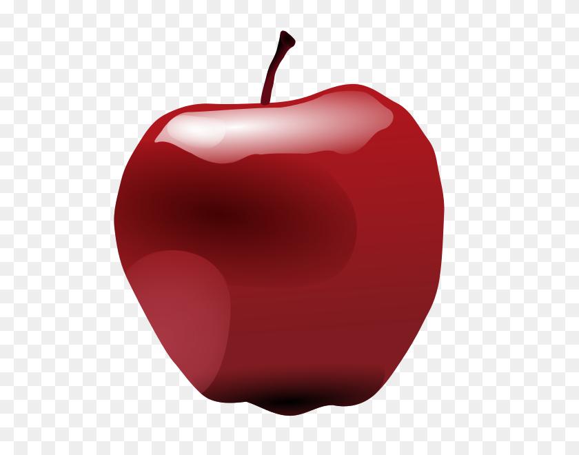 Apple Unbitten - Bitten Apple PNG