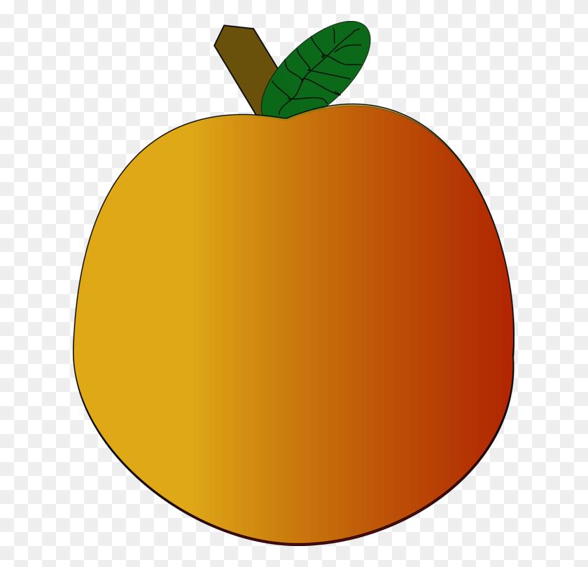 Apples And Oranges Fruit - Orange Fruit Clipart