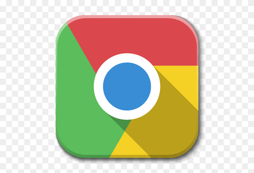 Apps Google Chrome Icon - Google Chrome Icon PNG