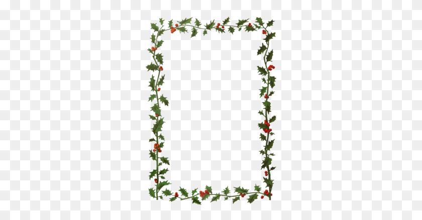Aquifoliaceae Clipart Clipart - Leaf Garland Clipart