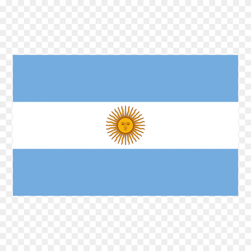 1024x1024 Ar Argentina Flag Icon - Argentina Flag PNG