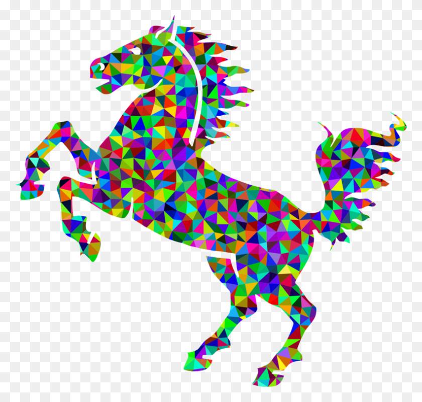 Arabian Horse Mustang American Quarter Horse Morgan Horse Stallion - Quarter Horse Clipart