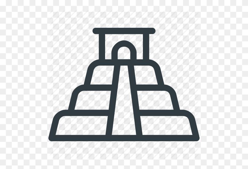 Architecture, Building, Landmark, Machu, Picchu, Place Icon - Machu Picchu Clipart