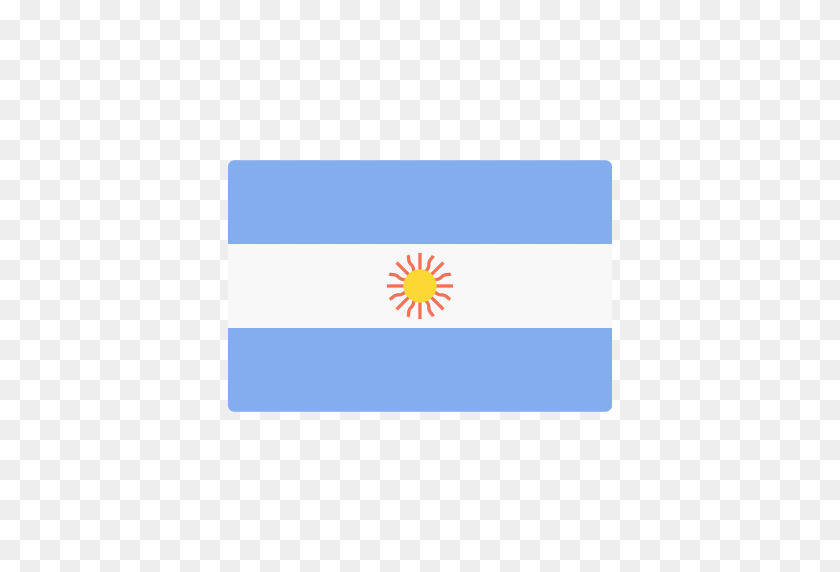 512x512 Argentina, Flag Icon - Argentina Flag PNG