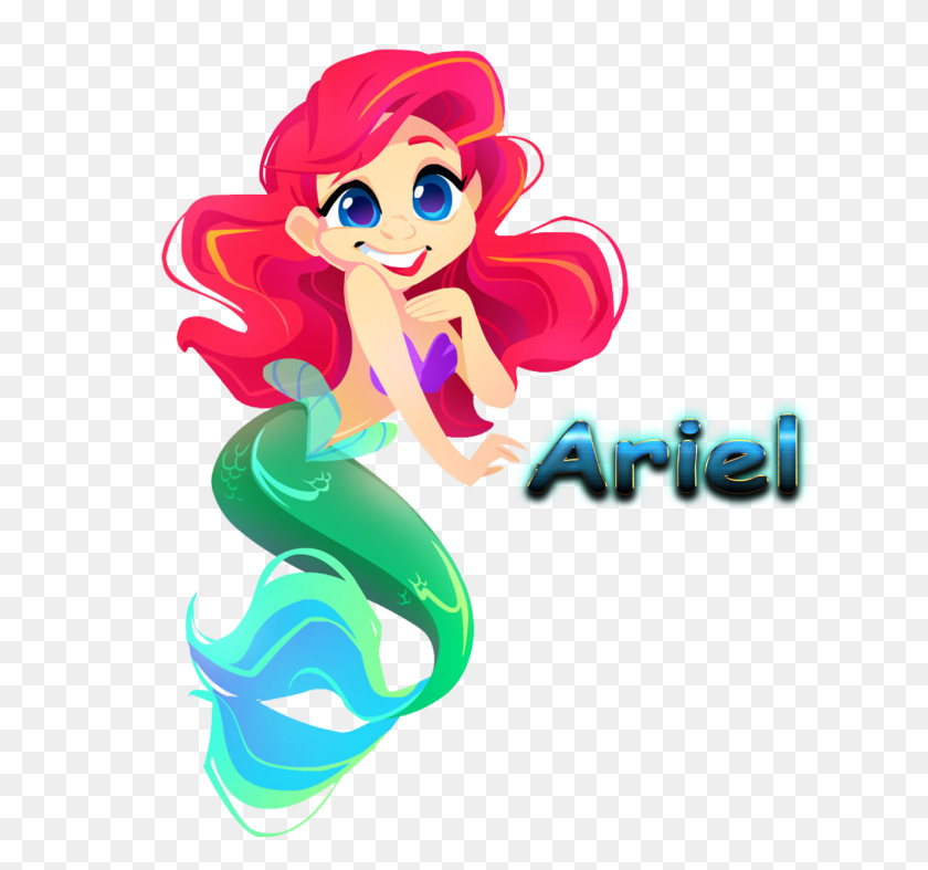 Ariel Png Images Download - Ariel PNG